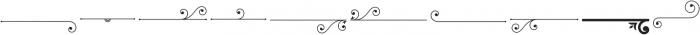 Sherlock Symbols Flourish otf (400) Font OTHER CHARS