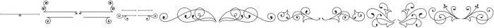 Sherlock Symbols Flourish otf (400) Font LOWERCASE