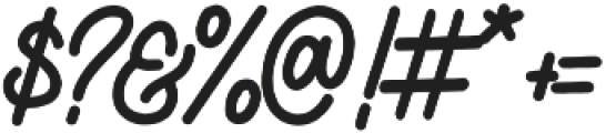 Sherly Shane otf (400) Font OTHER CHARS