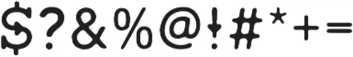 Sherman Alternate Regular otf (400) Font OTHER CHARS
