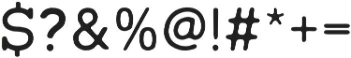 Sherman Serif Regular otf (400) Font OTHER CHARS