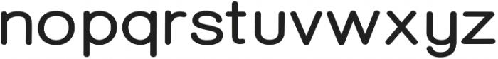 Shibui Bold Extended otf (700) Font LOWERCASE