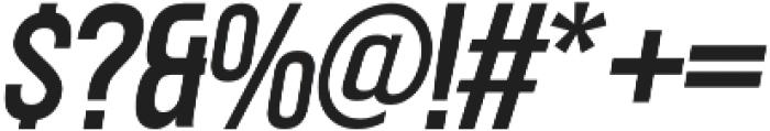 Shilkmen Italic otf (400) Font OTHER CHARS