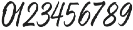 Shiver otf (400) Font OTHER CHARS