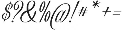 Sholaria otf (400) Font OTHER CHARS