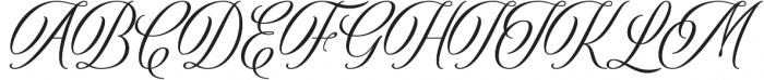 Sholaria otf (400) Font UPPERCASE