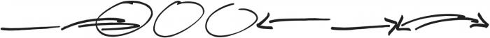 Shooken Alternates otf (400) Font OTHER CHARS