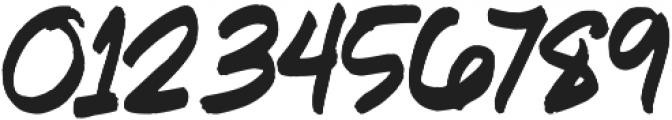 Shooken otf (400) Font OTHER CHARS