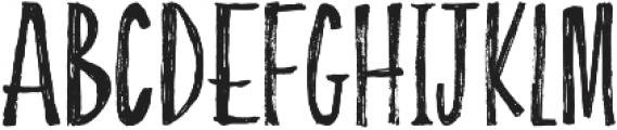 Shopwreck otf (400) Font UPPERCASE