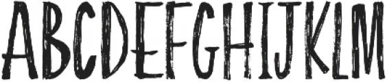 Shopwreck otf (400) Font LOWERCASE