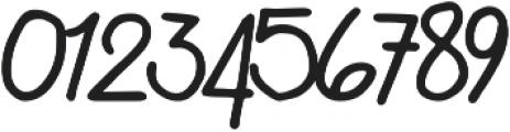 Shorelines Script Bold otf (700) Font OTHER CHARS