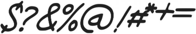 Shurjota otf (400) Font OTHER CHARS