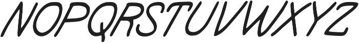 Shurjota otf (400) Font UPPERCASE