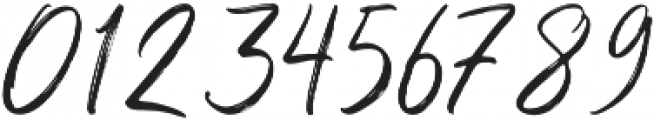 Shutten Reason otf (400) Font OTHER CHARS