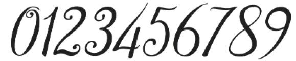 Shyntia Bella Regular otf (400) Font OTHER CHARS