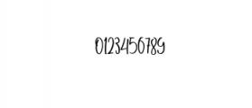 Shellahera Font Font OTHER CHARS