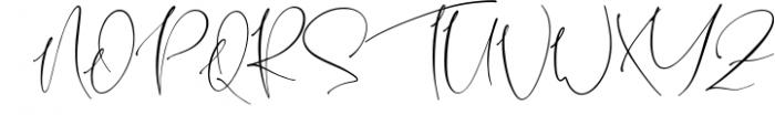 Shattera Font UPPERCASE