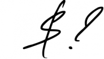 Shelton Script Font OTHER CHARS