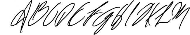 Shelton Script Font UPPERCASE
