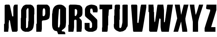 SHARKBOY & lavagirl Font UPPERCASE