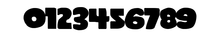 Shablagoo Expanded Font OTHER CHARS