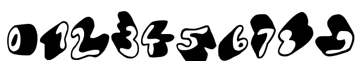 Shadow Mole Font OTHER CHARS