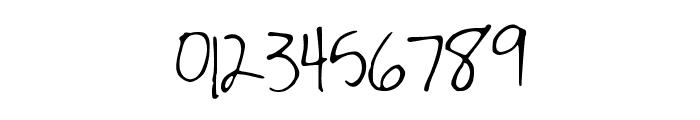 Shailene_Marks Font OTHER CHARS