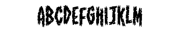 ShallowGrave BB Font UPPERCASE