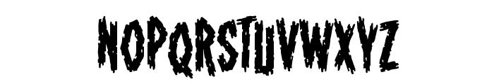 ShallowGraveBB Font LOWERCASE