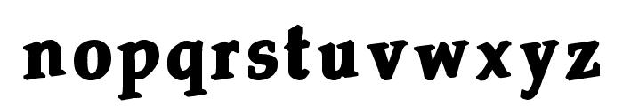 Shamsini Font LOWERCASE