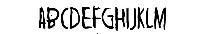 Shangri-La Font UPPERCASE