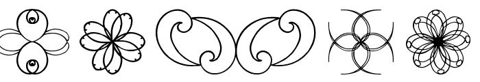 Shapes St Font UPPERCASE