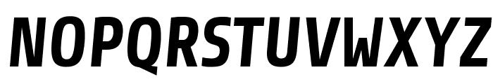 Share Bold Italic Font UPPERCASE