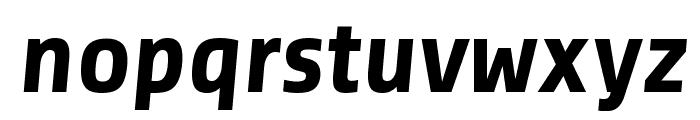 Share Bold Italic Font LOWERCASE