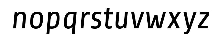 Share Italic Font LOWERCASE