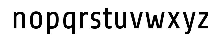 Share-Regular Font LOWERCASE
