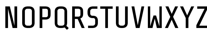 Share Tech Font UPPERCASE