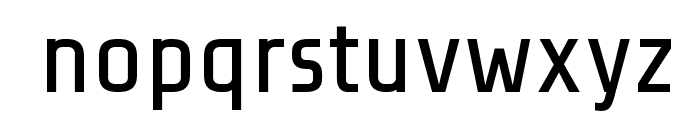 Share Tech Font LOWERCASE