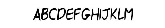 Shark Got Your Hand Font LOWERCASE
