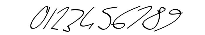Sharon Lipschutz Handwriting Italic Font OTHER CHARS