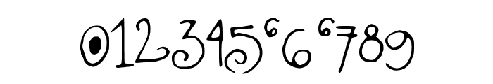 SheDevil Font OTHER CHARS