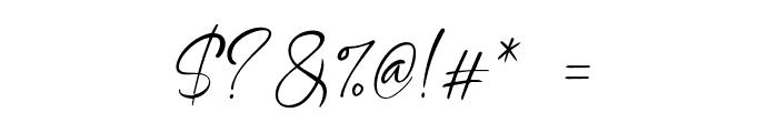 Sheenaz Font OTHER CHARS