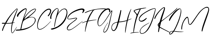 Sheenaz Font UPPERCASE