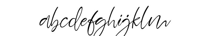 Sheenaz Font LOWERCASE