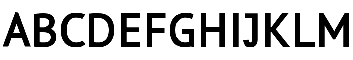 Sheep Sans Bold Font UPPERCASE