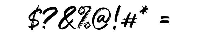 Sheppaloe Font OTHER CHARS