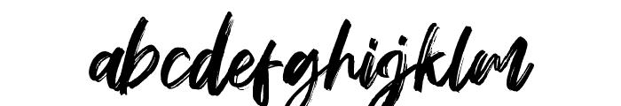 Sheppaloe Font LOWERCASE