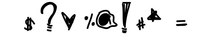 Sherbert Font OTHER CHARS