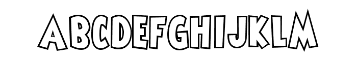 ShermlockMadstyle Font LOWERCASE