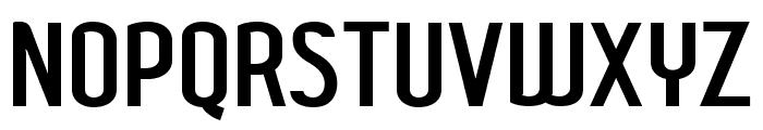 ShiftTypeBasic Font UPPERCASE